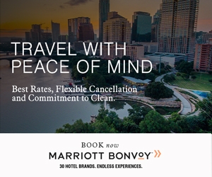 Marriott International Global Coupons